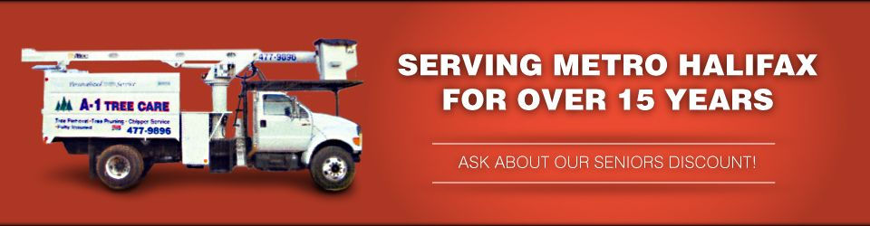 Serving Metro Halifax for over 15 Years | Ask about our seniors discount!